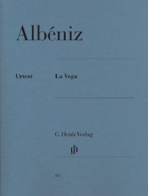La Vega - ALBENIZ - Partition - Piano - laflutedepan.com
