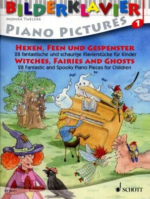 Hexen, Feen Und Gespenster Partition Piano - laflutedepan