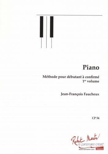 Méthode de Piano - Volume 1 - laflutedepan.com