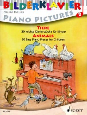 Animals Partition Piano - laflutedepan