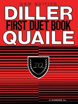 First Duet Book - Diller-Quaile - Partition - Piano - laflutedepan.com