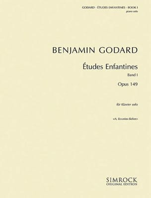 Etudes Enfantines Op. 149 Volume 1 - laflutedepan.com