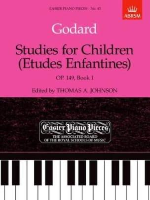 Etudes Enfantines Opus 149 Volume 1 Benjamin Godard laflutedepan
