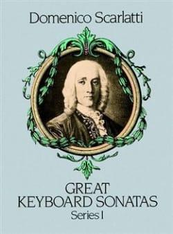 Great Keyboard Sonatas 1 SCARLATTI Partition Clavecin - laflutedepan