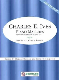 Piano marches IVES Partition Piano - laflutedepan