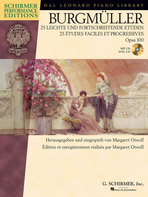 25 études faciles et progressives Opus 100 - laflutedepan.com