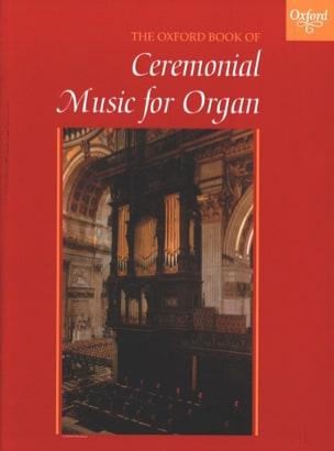 Oxford Book Of Ceremonial Music - Book 1 Partition laflutedepan