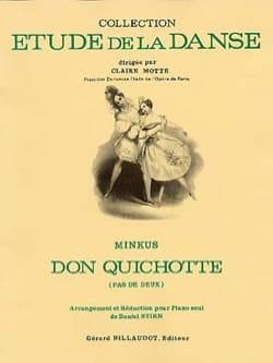 Pas de Deux. Don Quichotte Ludwig Minkus Partition laflutedepan