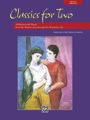 Classics For Two - Partition - Duos - laflutedepan.com