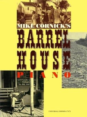 Barrel House - Nike Cornick - Partition - Piano - laflutedepan.com