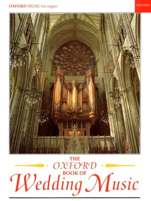 Oxford Book Of Wedding Music Partition Orgue - laflutedepan