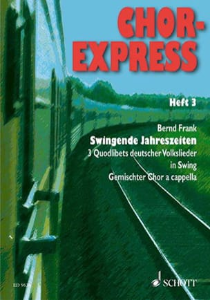 Chor Express 3 Partition Chœur - laflutedepan