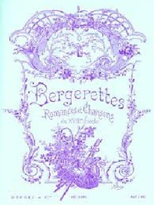 20 Bergerettes - Partition - Mélodies - laflutedepan.com