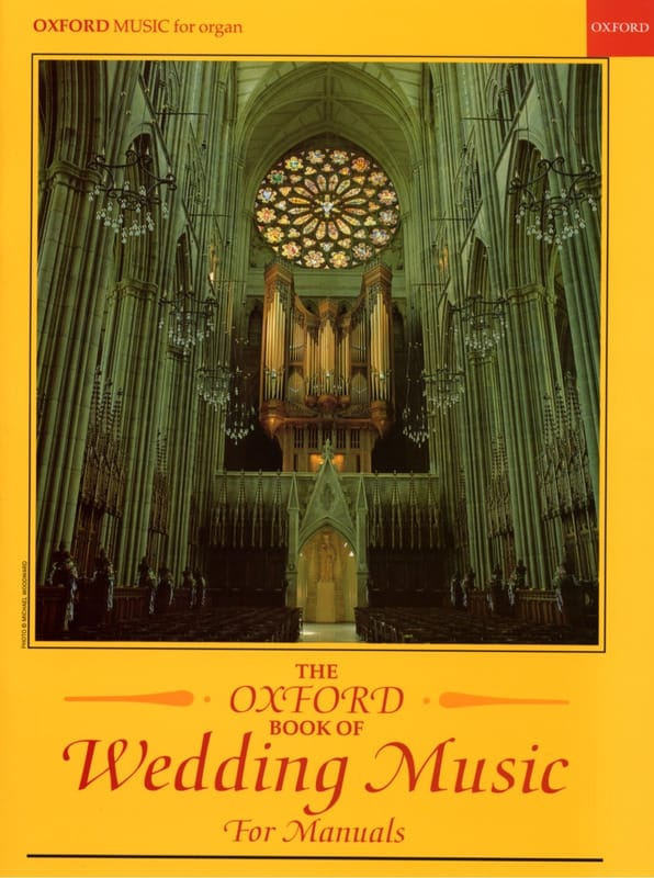 Oxford Book Of Wedding Music For Manuals - laflutedepan.com