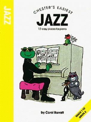 Chester's Easiest Jazz - Carol Barratt - Partition - laflutedepan.com