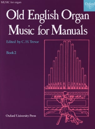 Old English Organ Music For Manuals 2 Partition Orgue - laflutedepan