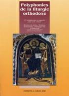 Polyphonies De la Liturgie Orthodoxe Partition Chœur - laflutedepan