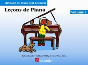 Leçons de Piano Volume 1 laflutedepan