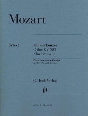 Concerto Pour Piano N° 25 En Do Majeur KV 503 MOZART laflutedepan