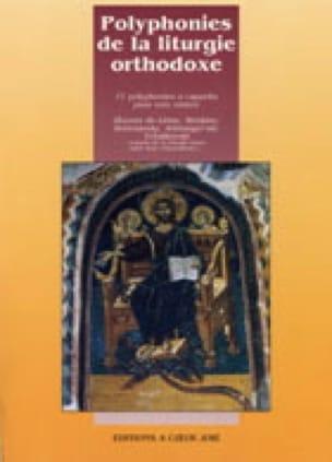 Polyphonies De la Liturgie Orthodoxe - laflutedepan.com