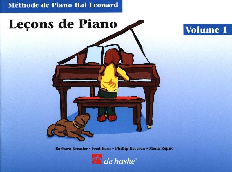 Leçons de Piano Volume 1 - laflutedepan.com