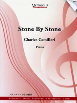Stone by Stone - Charles Camilleri - Partition - laflutedepan.com