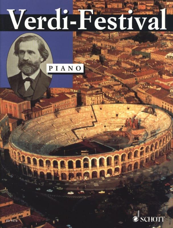 Verdi-Festival - VERDI - Partition - Piano - laflutedepan.com