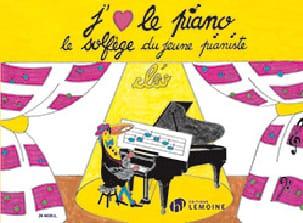 J'Aime le Piano - CLEO - Partition - Piano - laflutedepan.com
