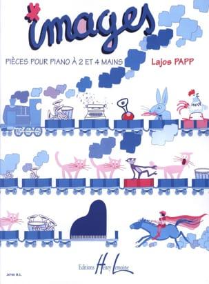 Images Lajos Papp Partition Piano - laflutedepan