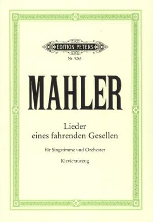 Lieder Eines Fahrender Gesellen - MAHLER - laflutedepan.com