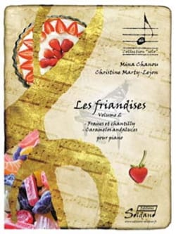 Les Friandises - Volume 2 - laflutedepan.com