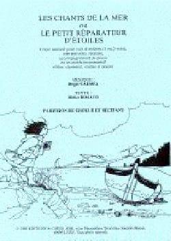 Les Chants de la mer Roger Calmel Partition laflutedepan