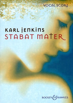 Stabat Mater Karl Jenkins Partition Chœur - laflutedepan