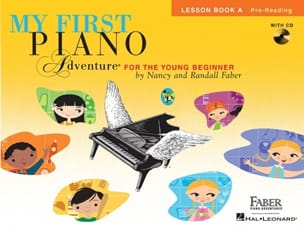 My First Piano Adventure - Lesson Book A laflutedepan