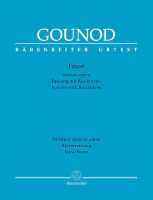 Charles Gounod - Partition - di-arezzo.com