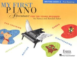My First Piano Adventure - Writing Book A laflutedepan