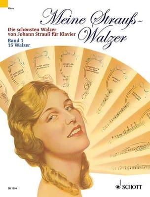 Meine Strauss-Walzer, Bd 1 Johann fils Strauss Partition laflutedepan