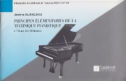 Principes Elémentaires de la Technique Pianistique laflutedepan