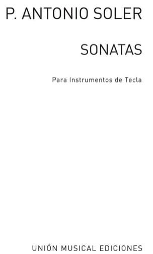 Sonates. Volume 3 Antonio Soler Partition Clavecin - laflutedepan