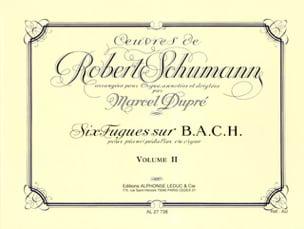 Oeuvres Complètes Volume 2 Schumann Robert / Dupré Marcel laflutedepan