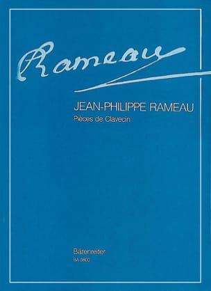 Jean-Philippe Rameau - Piezas del clavecín completo - Partition - di-arezzo.es
