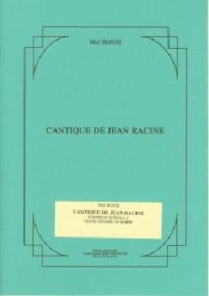 Cantique de Jean Racine Opus 145 - Mel Bonis - laflutedepan.com