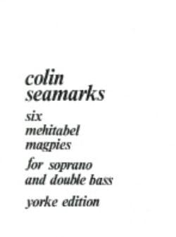 6 Mehitabel Magpies Colin Seamarks Partition laflutedepan
