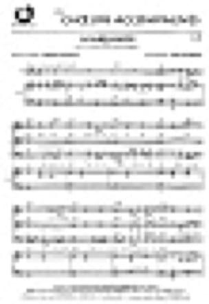 Geistliche Lied Opus 30 - BRAHMS - Partition - laflutedepan.com
