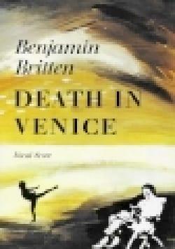 Death In Venice Opus 88 BRITTEN Partition Opéras - laflutedepan