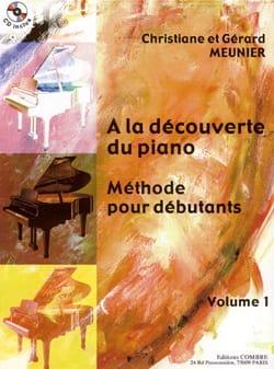 A la Découverte Du Piano Volume 1 laflutedepan