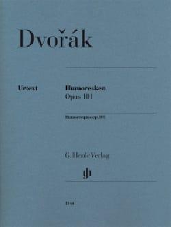 Humoresques Opus 101 DVORAK Partition Piano - laflutedepan
