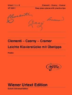 32 leichte Klavierstücke mit Ubetipps - laflutedepan.com