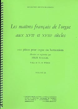 - The French Masters of the Volume 2 Organ - Partition - di-arezzo.co.uk