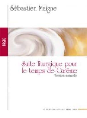 Suite liturgique pour le temps de carême - laflutedepan.com